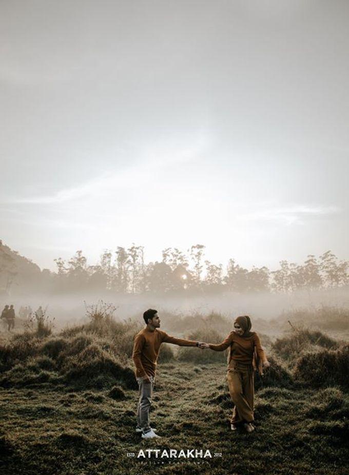 Prewedding Yulinda & Novan by Attarakha Fotografi - 004