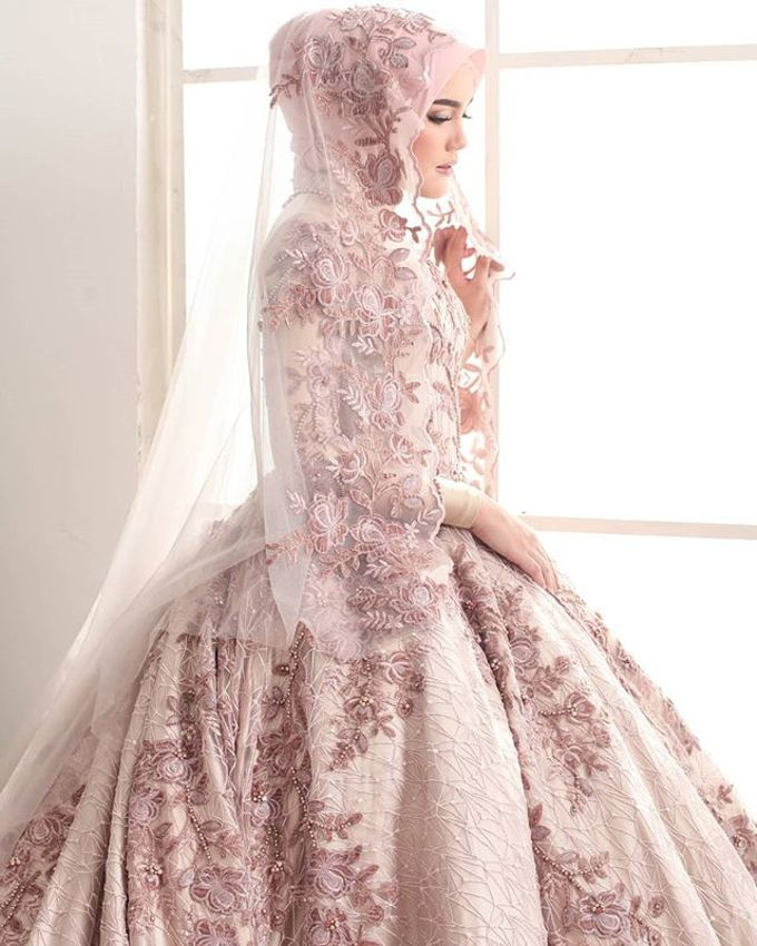 Gester Muslim Bridal by Gester Bridal & Salon Smart Hair - 019