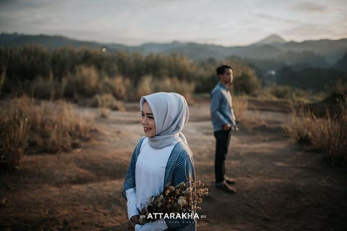 Prewedding Dini & Aldis by Attarakha Fotografi - 002