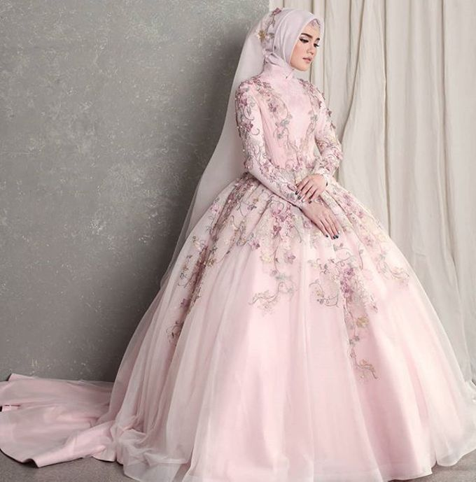 Gester Muslim Bridal by Gester Bridal & Salon Smart Hair - 023