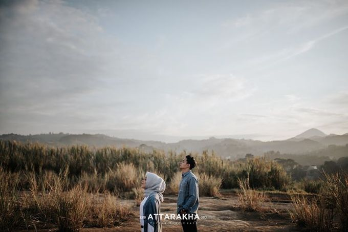Prewedding Dini & Aldis by Attarakha Fotografi - 003