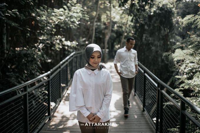 Prewedding Wiwit & Bimo by Attarakha Fotografi - 015