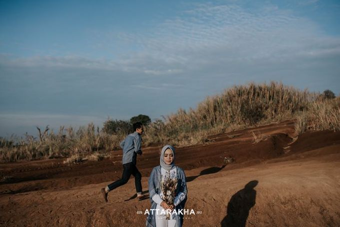 Prewedding Dini & Aldis by Attarakha Fotografi - 009