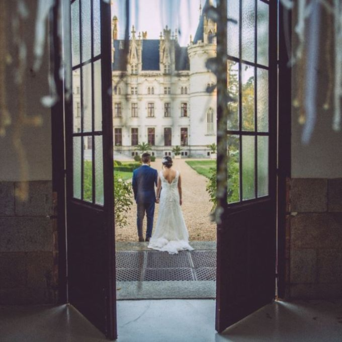 The Perfect Elopement by Chateau Challain Events - 022