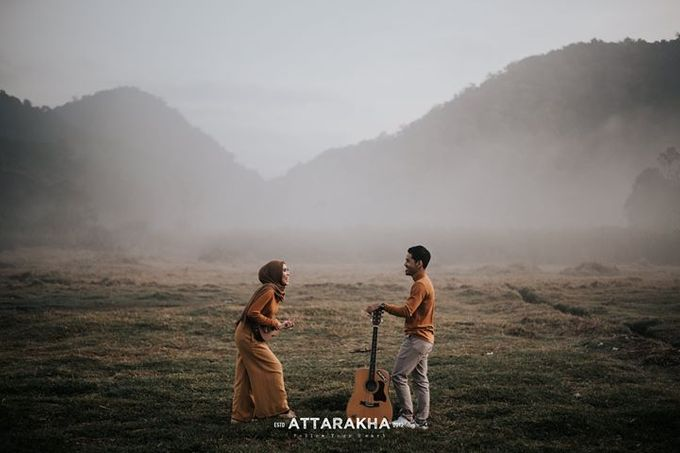Prewedding Yulinda & Novan by Attarakha Fotografi - 009