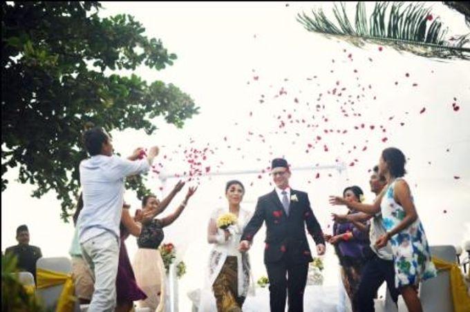 John & Ima by Bali Wedding Vows - 013