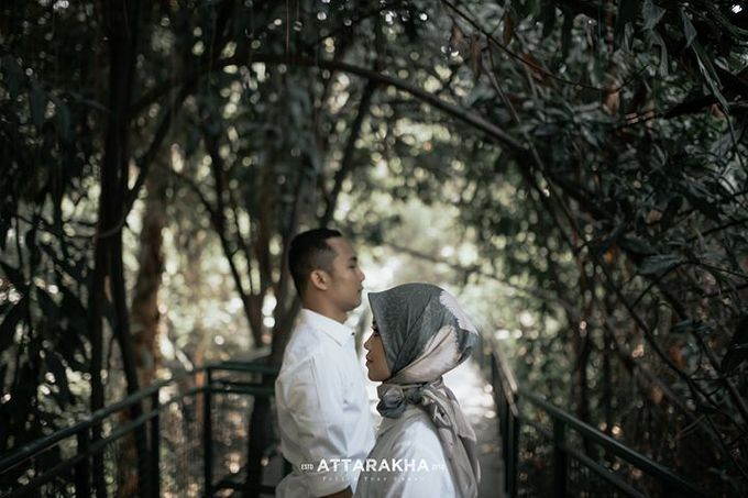 Prewedding Wiwit & Bimo by Attarakha Fotografi - 016