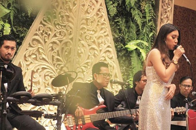 Chambers murni ( 1 Singer ) at Sasana Kriya Carani by HEAVEN ENTERTAINMENT - 005