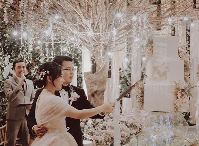 Wedding Day of Rivaldy and Marcelina Heidy by gute film - 003