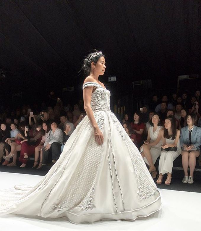 Bridal Gowns - JFW BLOOM COLLECTIONS by Angelina Monica - 007