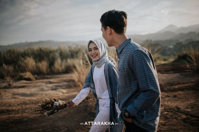 Prewedding Dini & Aldis by Attarakha Fotografi - 006