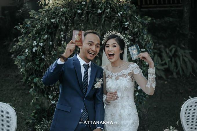 Wedding Maria & Denis by Attarakha Fotografi - 040