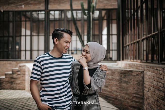 Prewedding Dini & Aldis by Attarakha Fotografi - 012