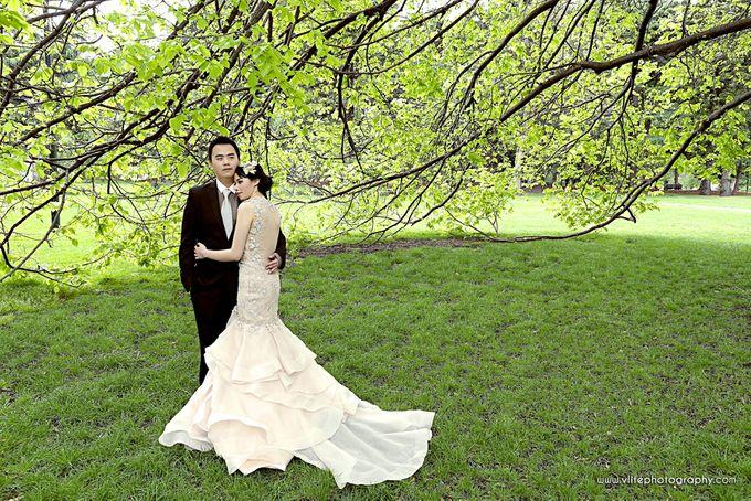 David & Fransisca by V-lite Photography - 007