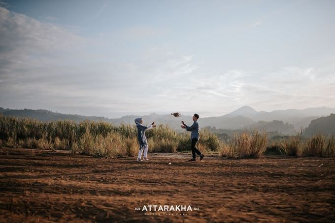 Prewedding Dini & Aldis by Attarakha Fotografi - 005