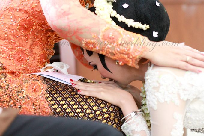 Tika & Hari's Wedding Blessing Ceremony Part II by Jasmine Wedding Bali - 003