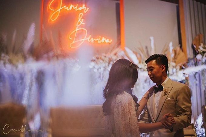 Wedding of Junior and Devina by Casablanca Design - 003
