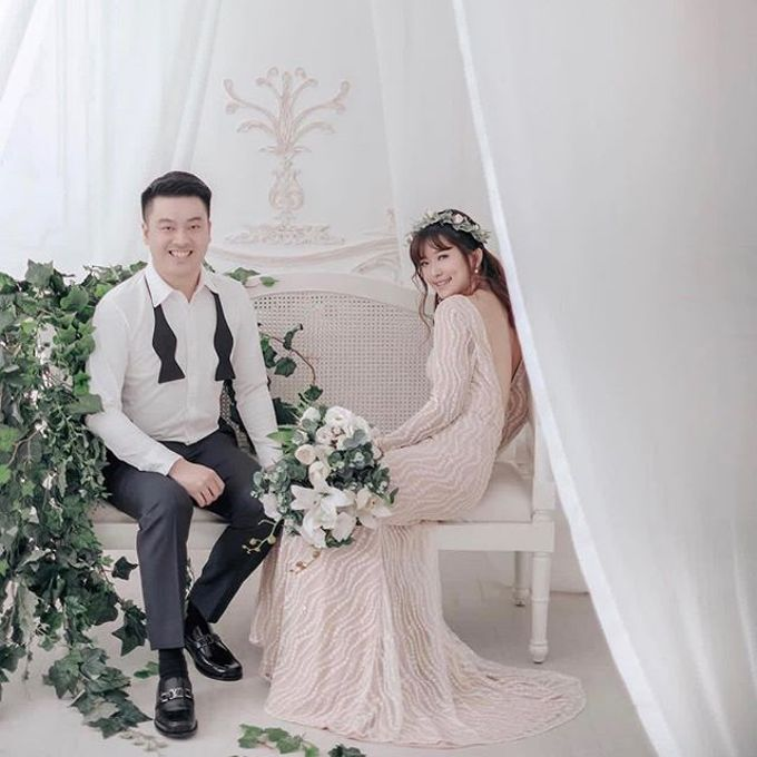 Pre-wedding of Jessica & Kevin by Vivre the Label - 003