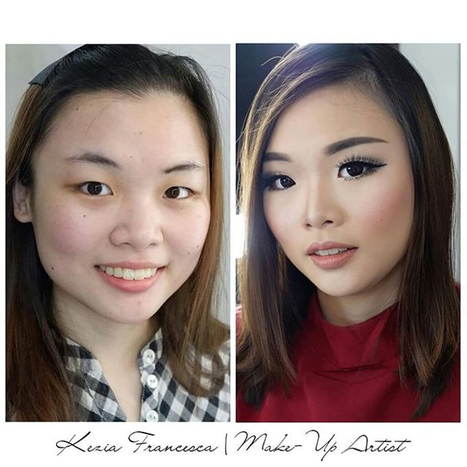 Makeup Trial for Helen by Kezia Francesca - 002