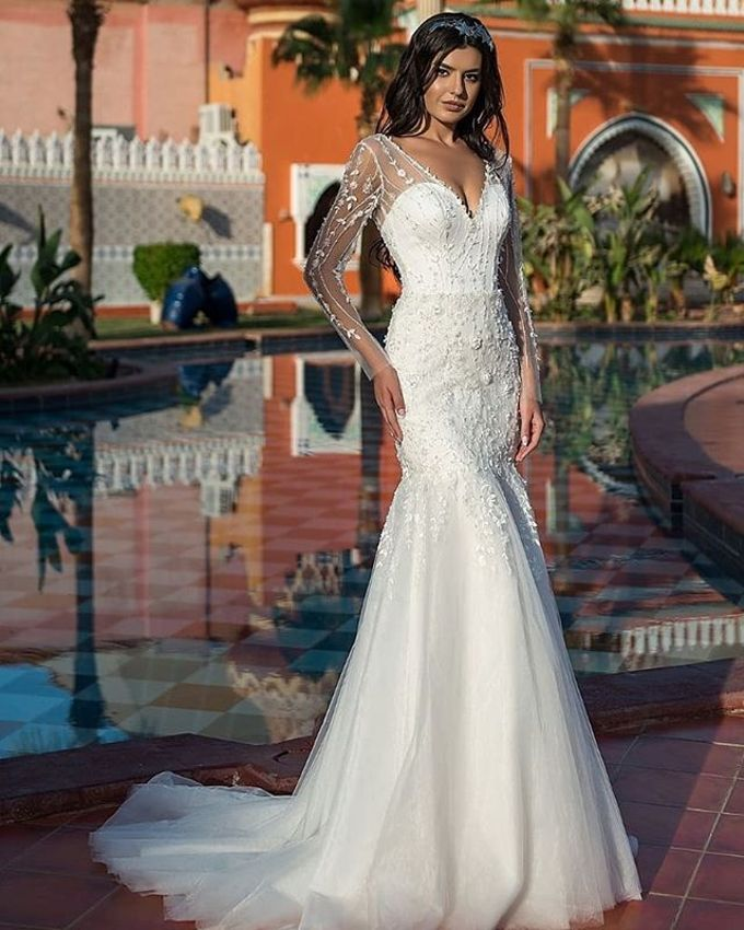 Custom Made Wedding Gowns Bridalbreeze Bridestory