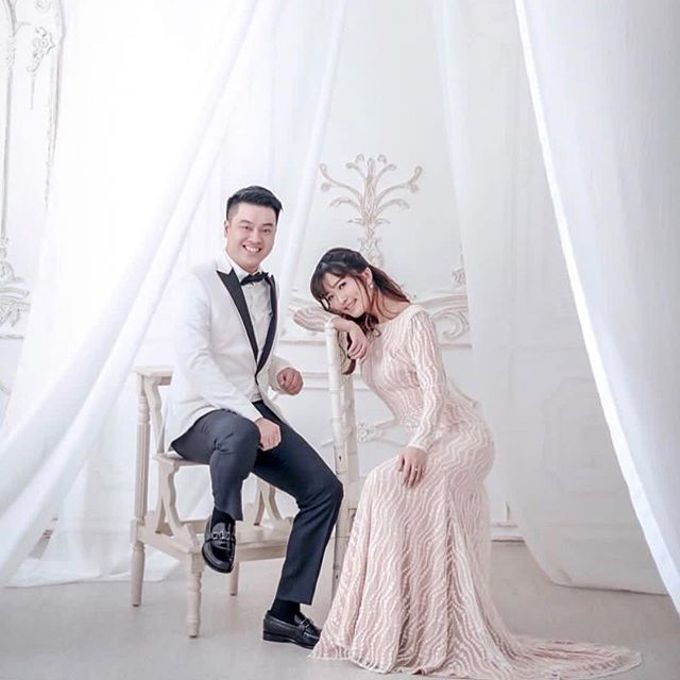 Pre-wedding of Jessica & Kevin by Vivre the Label - 002