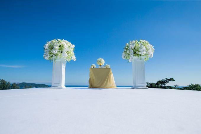 Villa Aye Wedding & Function Venue by Unique Phuket Wedding Planners - 034