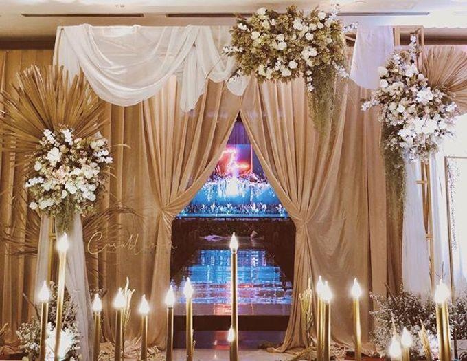 Wedding of Junior and Devina by Casablanca Design - 005