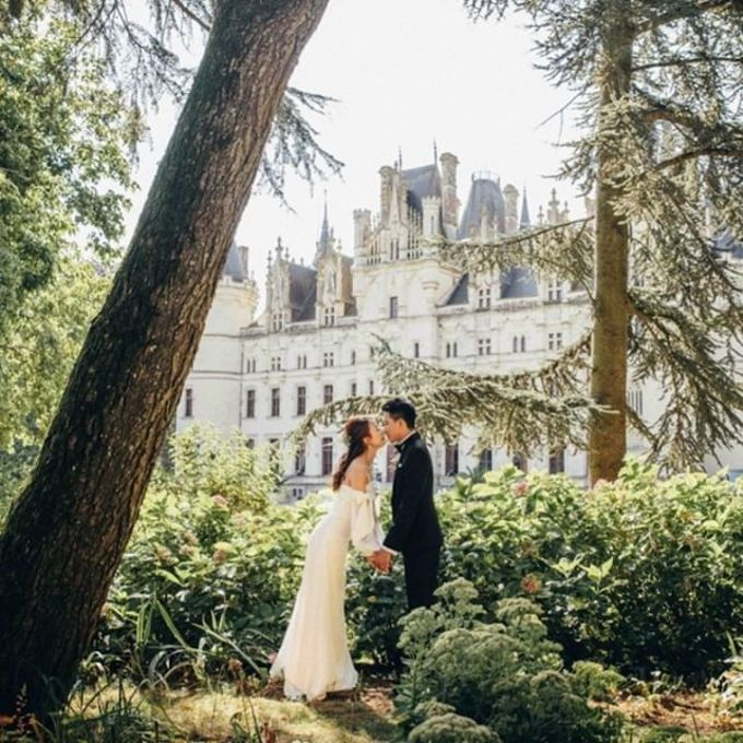 The Perfect Elopement by Chateau Challain Events - 018