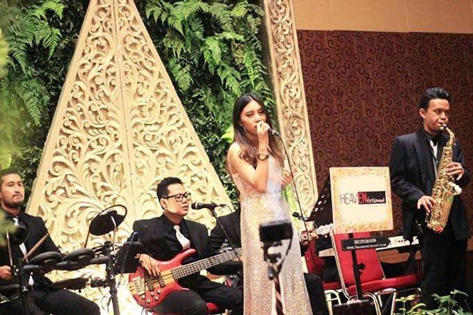 Chambers murni ( 1 Singer ) at Sasana Kriya Carani by HEAVEN ENTERTAINMENT - 001
