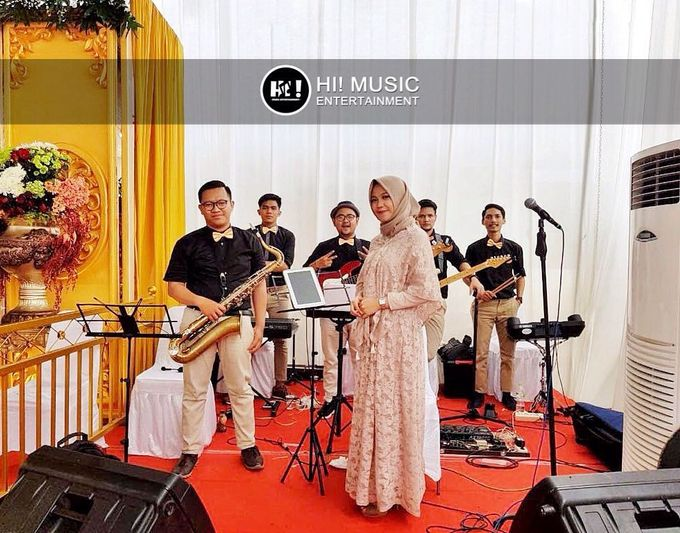 Wedding Reception Events (The Band) by Hi! Music Entertainment - 042