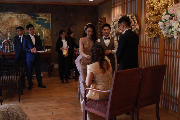 MC Intimate Wedding At Mercantile Jakarta - Anthony Stevven by Anthony Stevven - 020
