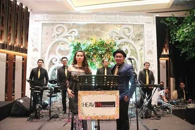 Full Band at Ayana Mid Plaza Hotel by HEAVEN ENTERTAINMENT - 006