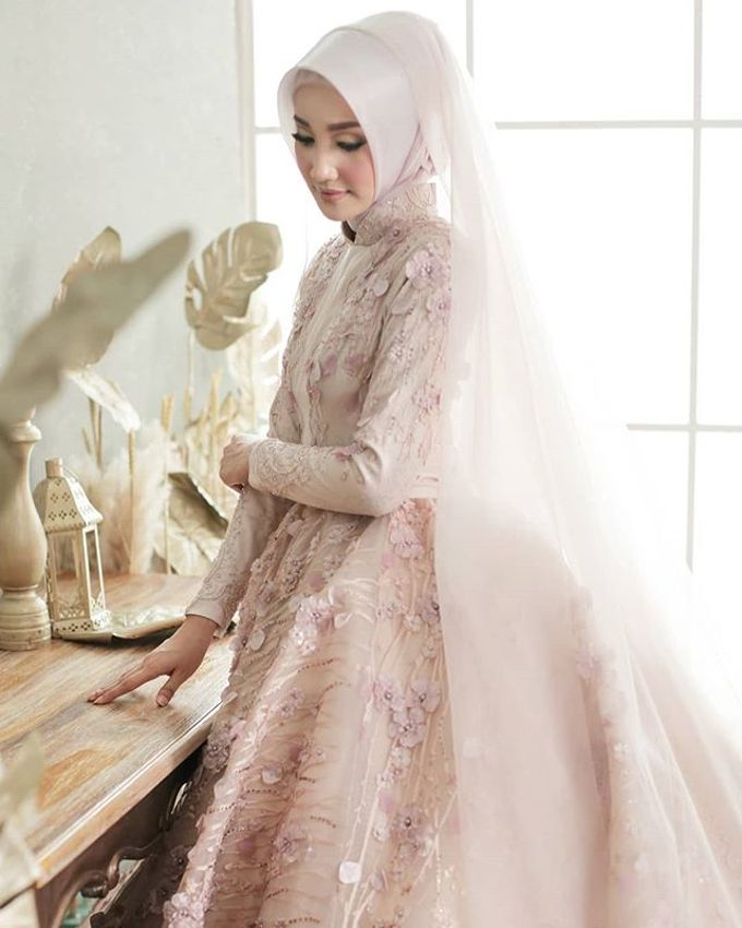 Gester Muslim Bridal by Gester Bridal & Salon Smart Hair - 015