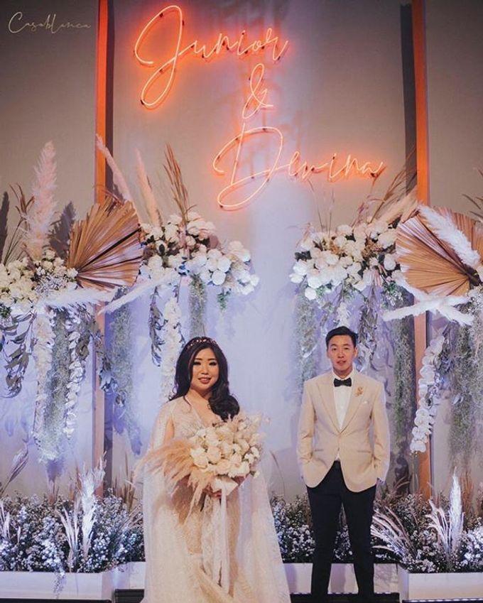 Wedding of Junior and Devina by Casablanca Design - 002