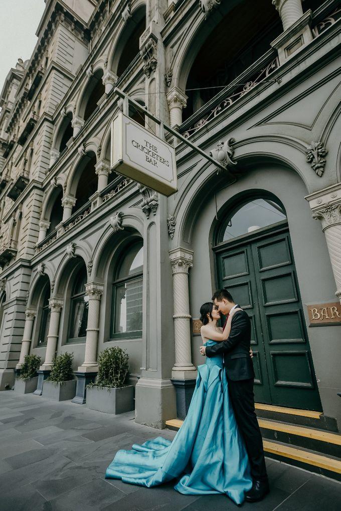 Prewedding Melbourne by Ohana Enterprise - 003
