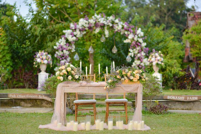 Purple Wedding by Mira Mi Bali Wedding - 006