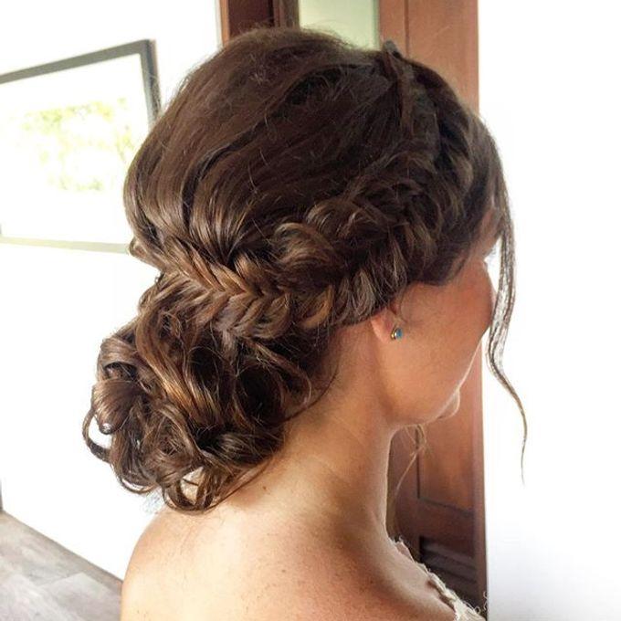 UPDO STYLES by Bali Hair and Makeup  / Anja buerck - 009
