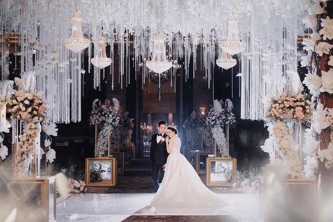 Kempinski - William & Gita by Maestro Wedding Organizer - 006