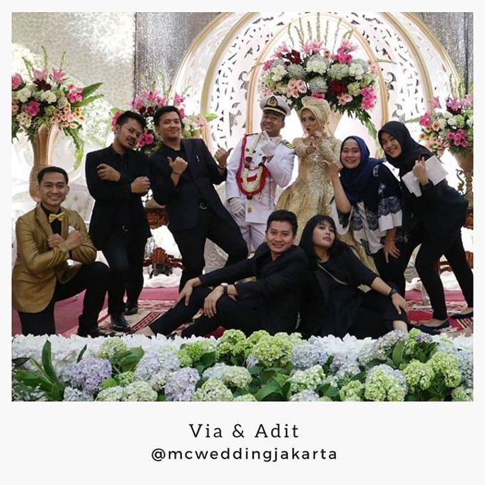 The International Wedding of Via & Adhit by Imperial Photography Jakarta - 003