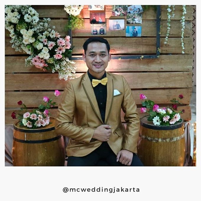 The International Wedding of Via & Adhit by Imperial Photography Jakarta - 001