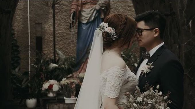 Wedding Day of Mr.Erick and Mrs.Hellen by gute film - 005