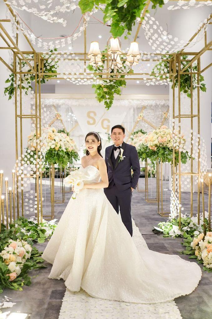 Wedding Of Sastra & Gracia (Green) by Ohana Enterprise - 021