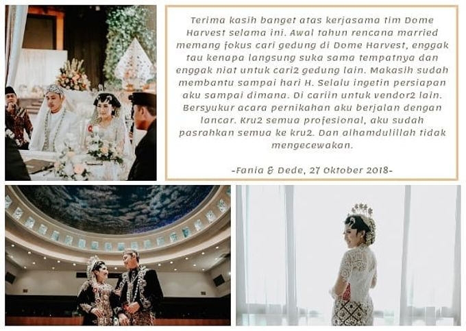 Story of Dome Harvest Lippo Karawaci Tangerang by Dome Harvest - 040