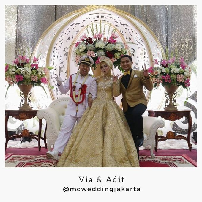 The International Wedding of Via & Adhit by Imperial Photography Jakarta - 002