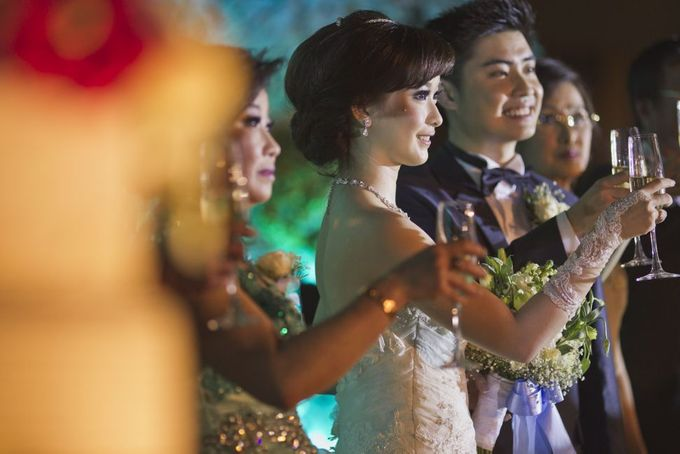Garden Wedding of Ricky & Inggrid by All Occasions Wedding Planner - 008