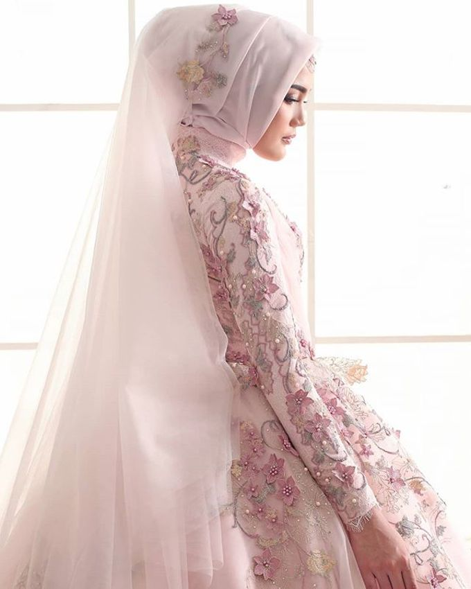 Gester Muslim Bridal by Gester Bridal & Salon Smart Hair - 024