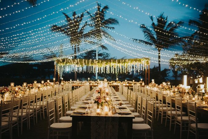 BBQ and Fairy Lights by DIJON BALI CATERING - 011
