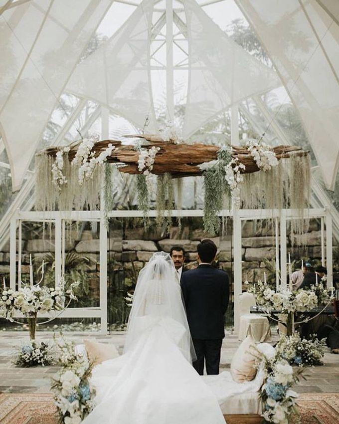 The Wedding of Adista &  Farry by JEFFRY TAN - 004
