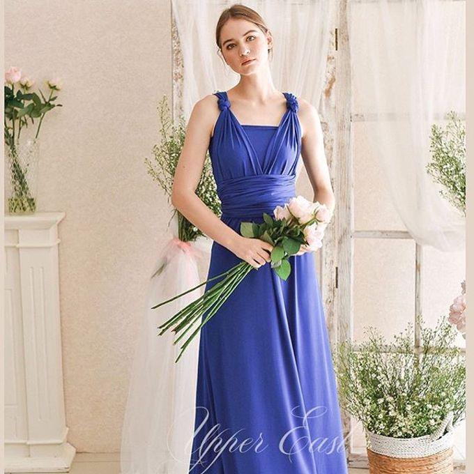 Infinity dress, one dress can be styled in 20 ways by upper east bridesmaid - 014