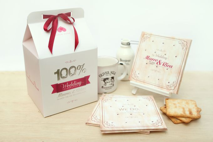 Milk and Biscuits: 100% Soulmate by Paper Love Story - 002